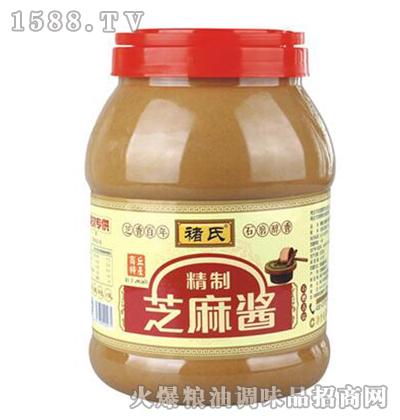 褚氏-精制麻酱-3kg