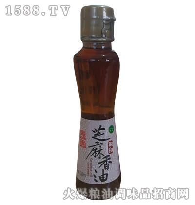 芝麻调和香油120ml-烹嘉