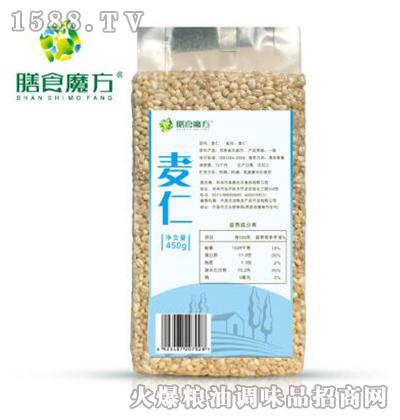 麦仁450g-膳食魔方