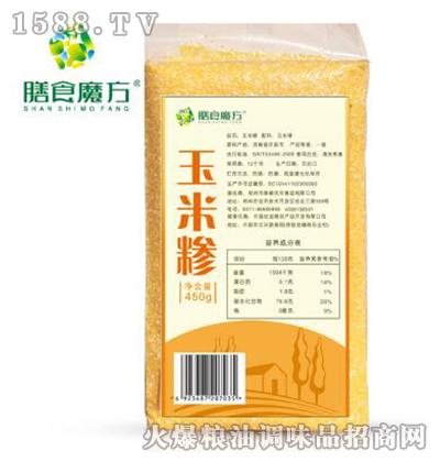 玉米糁450g-膳食魔方