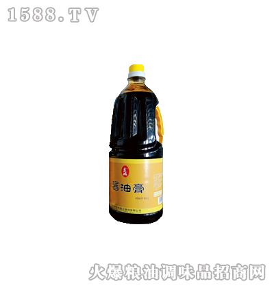 酱油膏1.8L-吉成