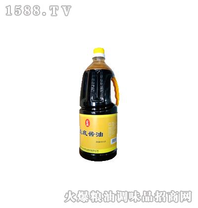 壶底酱油1.8L-吉成