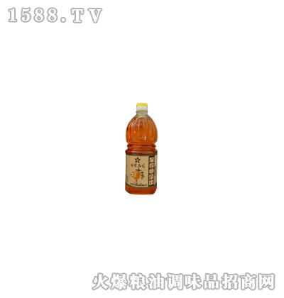 笨榨非转基因大豆油1.8L-姬家花园