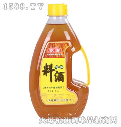 宴泰1.8L葱姜料酒