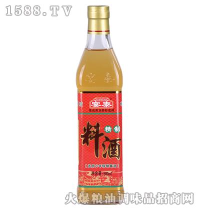 宴泰500ml精制料酒