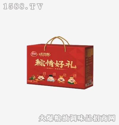 龙舟粽粽情好礼800g-三全