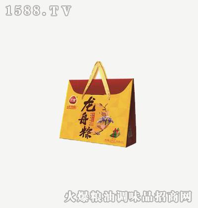 龙舟粽鸿运吉祥1200g-三全
