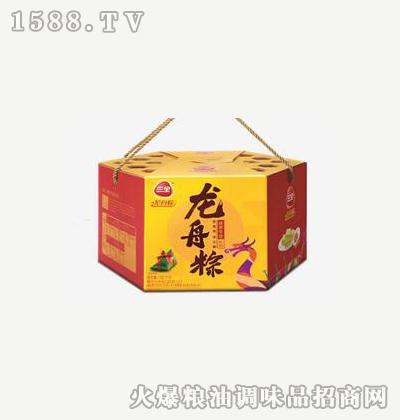 龙舟粽盛世华夏1320g-三全