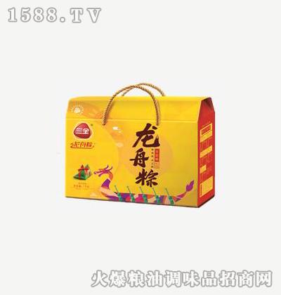 龙舟粽全是情1000g-三全