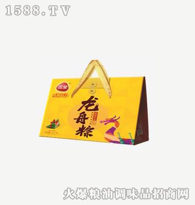龙舟粽锦绣华夏1200g-三全