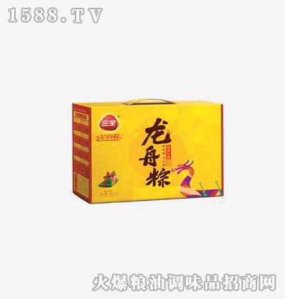 龙舟粽风韵江南1600g-三全