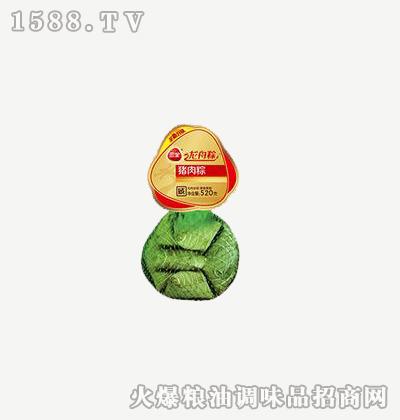 龙舟粽猪肉520g-三全