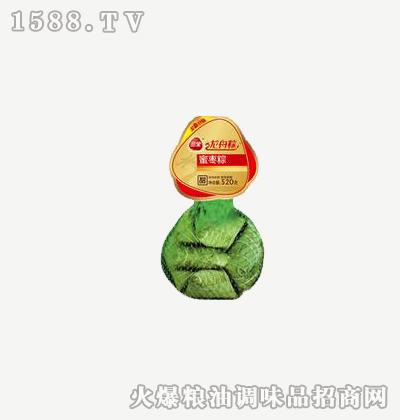 龙舟粽蜜枣520g-三全
