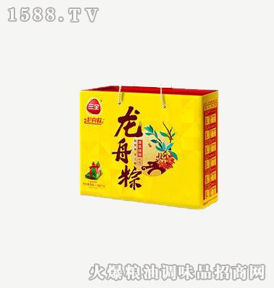 龙舟粽浓情团圆1398g南北-三全