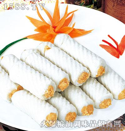 柑橘卷-海欣|海欣鱼肉食品-a柑橘食材v柑橘网超爱青柠罗勒与股份图片