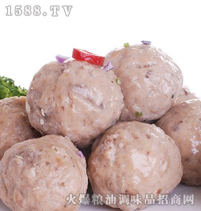 香菇贡丸-海欣