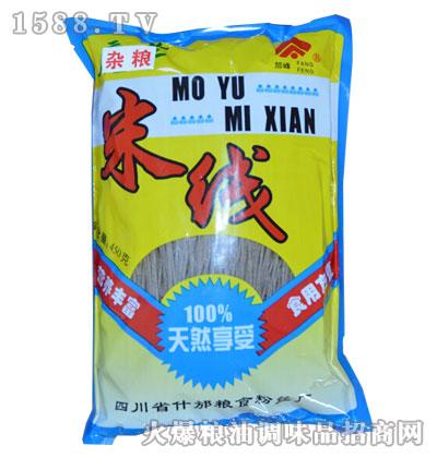 杂粮米线450克-邡峰