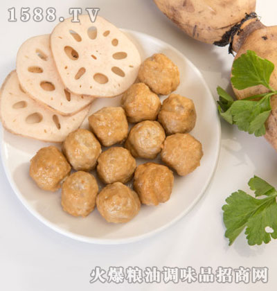 脆香藕丸-天清