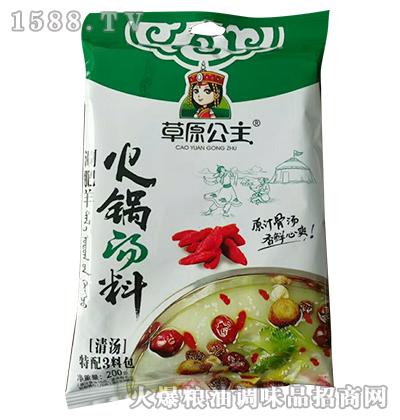 火锅汤料200g-草原公主