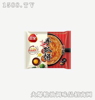 手抓酱辣饼320g-三全
