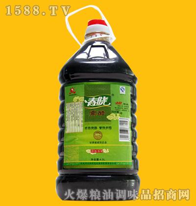 熏醋特级4.5L-春晓