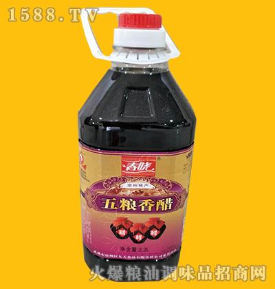五粮香醋2.2L-春晓