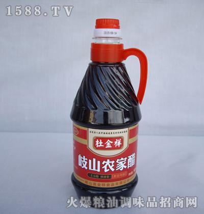 农家醋900mL-杜金祥