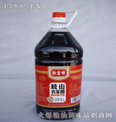 农家醋5L-杜金祥