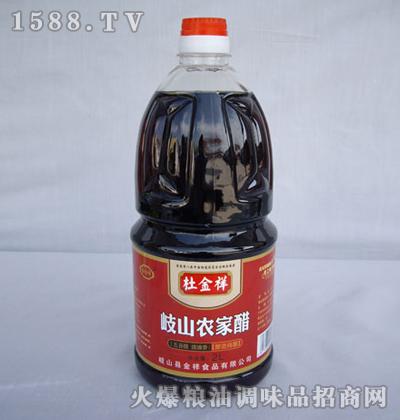 农家醋2l-杜金祥
