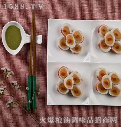 仿鱼卵卷-百洋