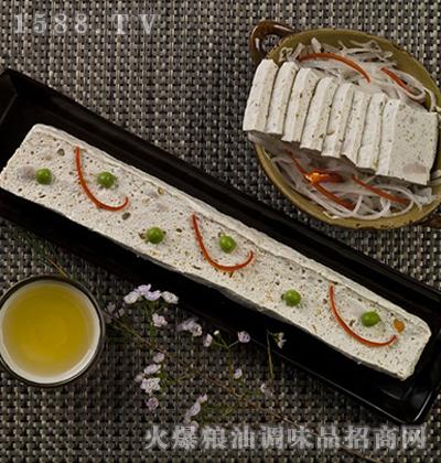 芙蓉虾味糕-百洋