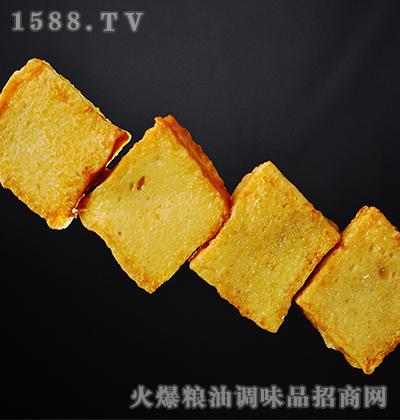 鱼豆腐串-百洋