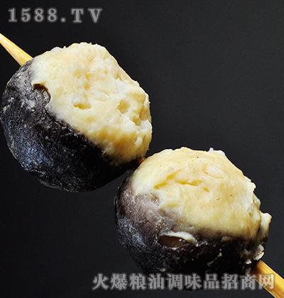 香菇脆骨串-百洋
