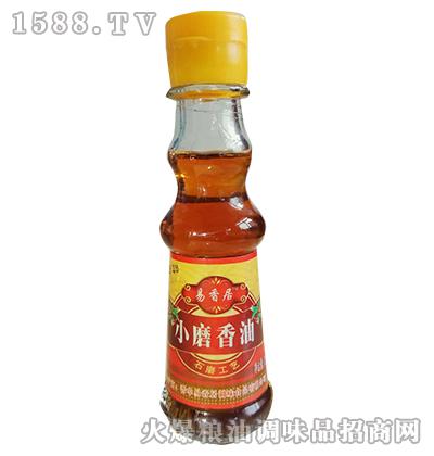 小磨香油300ml-易香居