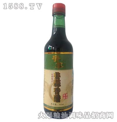 晋尊葱蒜香醋450ml