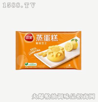 蜜柚芝士240g-三全