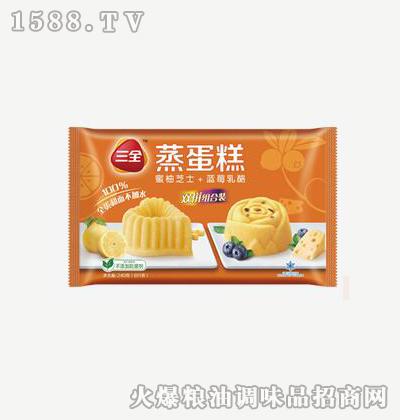 蜜柚蓝莓双拼240g-三全