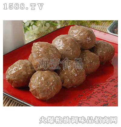 港式撒尿牛味丸2.5kg-海壹