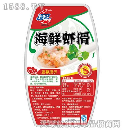 虾滑2.5kg-海壹
