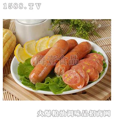 玉米香肠2.5kg-海壹