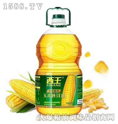 西王非转基因玉米胚芽油5L