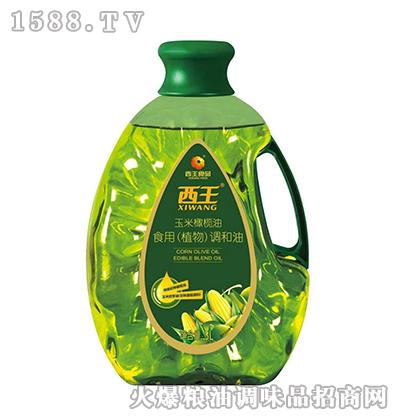 西王玉米橄榄调和油5L
