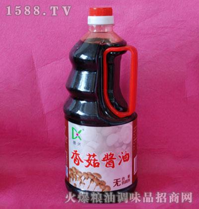 德兴香菇酱油1.28L