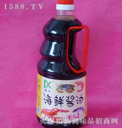 德兴海鲜酱油1.28L