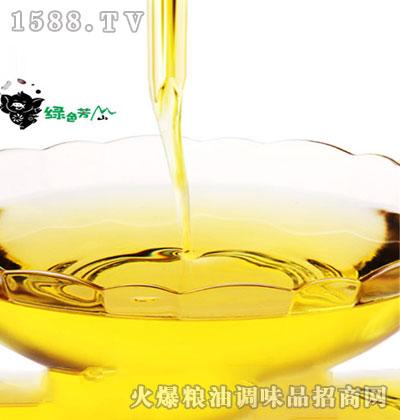 绿色芳山有机大豆油