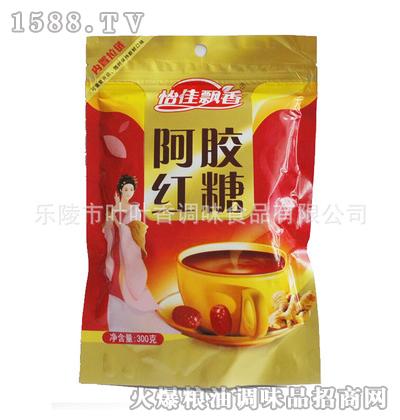 怡佳飘香-阿胶红糖300g