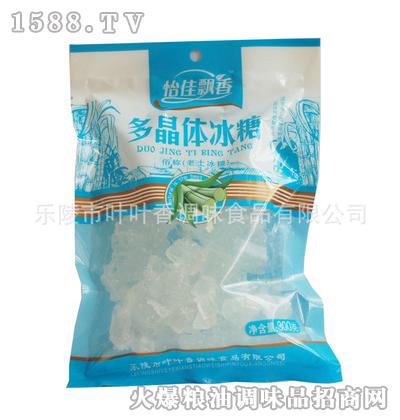 怡佳飘香-多晶体冰糖300g