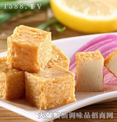 升隆爆汁鱼豆腐