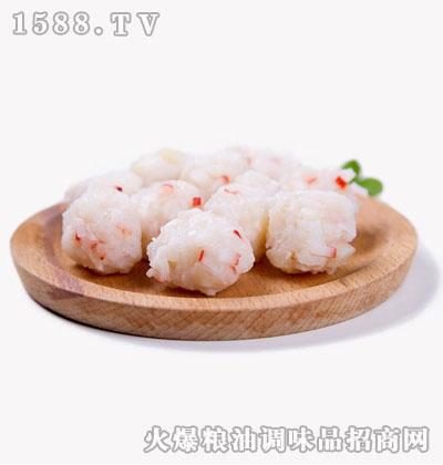 升隆虾味球