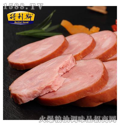 得利斯山东特产培根火腿香肠350g